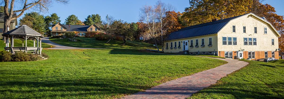 Chop Point School in Woolwich, Maine
